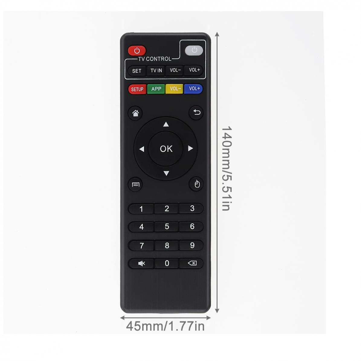 Replacement-Remote-Control-for-Android-TV-Box-H96-Pro-TX3-MXQ-T95-T95X-V88 thumbnail 3