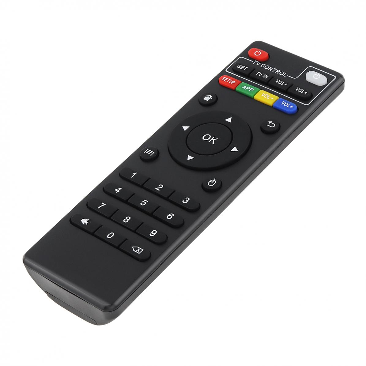 Replacement-Remote-Control-for-Android-TV-Box-H96-Pro-TX3-MXQ-T95-T95X-V88 thumbnail 4