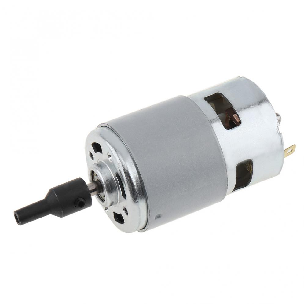 12-24V-Mini-Hand-Drill-DIY-Lathe-Press-775-Motor-w-JTO-Chuck-Mounting-Bracket thumbnail 7