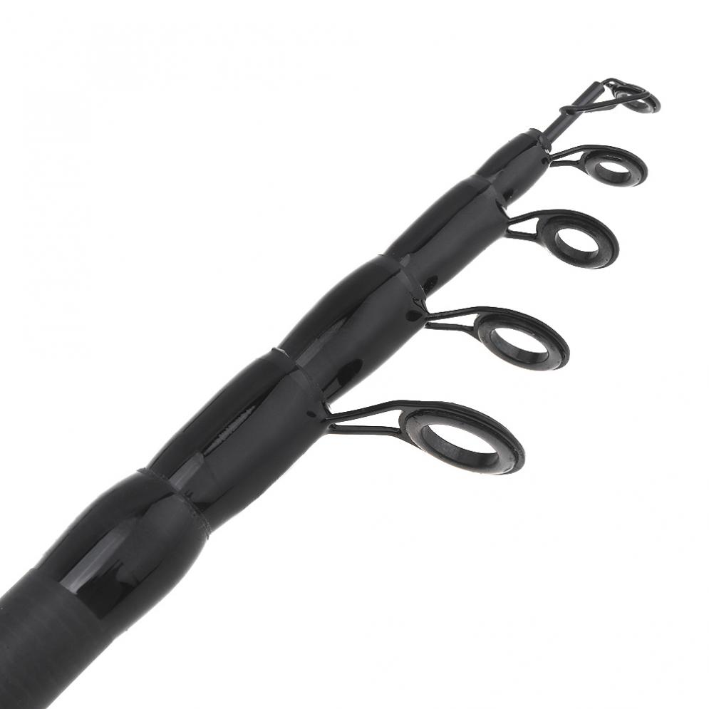 Casting-Fishing-Rod-Carbon-Fiber-Travel-Lure-Rod-Saltwater-Spinning-Fishing-Pole thumbnail 8