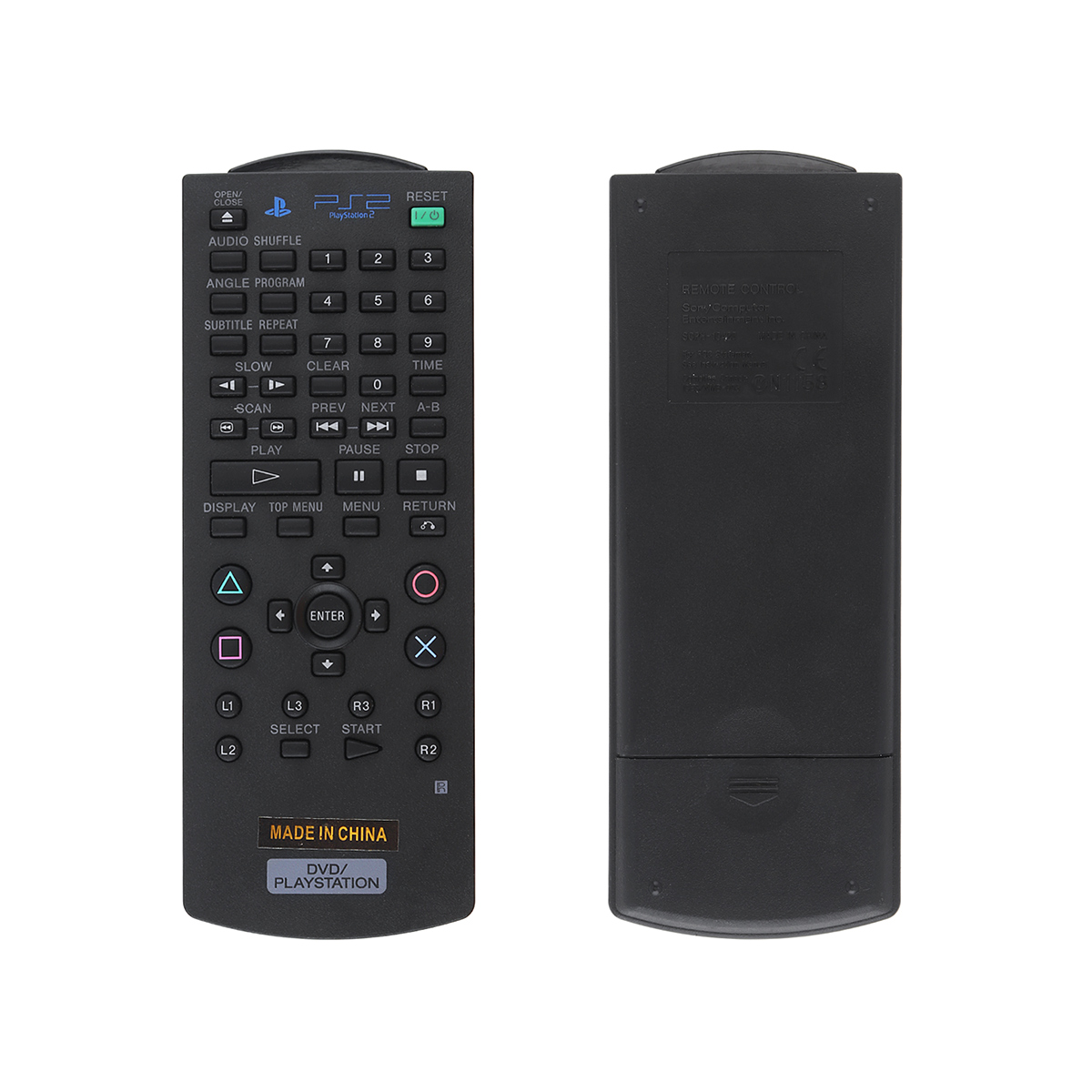 Universal Smart Remote Control  PS2 DVD Player for Sony Play